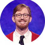 Tucker Dunn on Jeopardy!