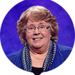 Debb Johnson on Jeopardy!