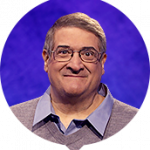 Robert D'Emilio on Jeopardy!