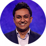 Rishi Sangani on Jeopardy!
