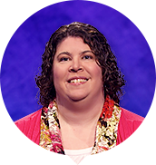 Alyssa Mondelli on Jeopardy!