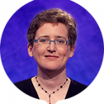 Emily Bridges on Jeopardy!