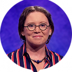 Mary Duffy on Jeopardy!