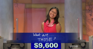 """What Are THOSE?"" in Final Jeopardy on August 1, 2017"