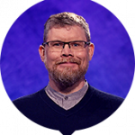 Chris Fennell on Jeopardy!