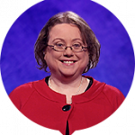 Laura Kelsay on Jeopardy!