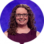 Sarah Reisert on Jeopardy!