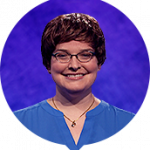Linda Shaver-Gleason on Jeopardy!