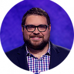 Chris Cardinal on Jeopardy!