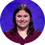 Kathleen Kosman on Jeopardy!