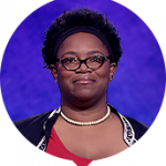 Donna Brown on Jeopardy!