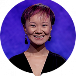 Ami Li on Jeopardy!