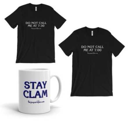 Products available at The Jeopardy! Fan Online Store