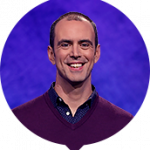Lee Quinn on Jeopardy!