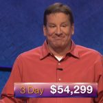 Rob Wornum, today's Jeopardy! winner (for the February 16, 2018 game.)