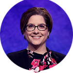 Lorie Gasior on Jeopardy!
