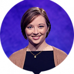 Laura McLean on Jeopardy!