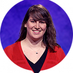 Hannah Ewing on Jeopardy!