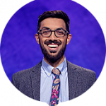 Tristan Mohabir on Jeopardy!