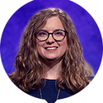 Emily Milan on Jeopardy!