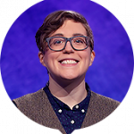 Arielle Lipshaw on Jeopardy!
