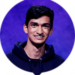 Rishab Jain on Jeopardy!