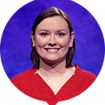 Melissa Anthony on Jeopardy!