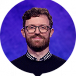 Dave Baltmanis on Jeopardy!