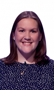 Tori Campbell on Jeopardy!