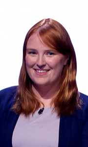 Hannah McIntyre on Jeopardy!