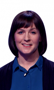 Laura Hite on Jeopardy!