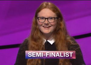Autumn Shelton, today's Jeopardy! winner (for the November 13, 2018 game.)