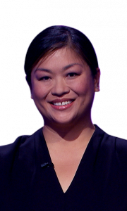 Myra Guideng on Jeopardy!