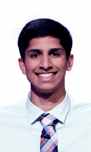 Anish Maddipotti on Jeopardy!