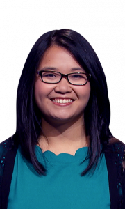 Bernadette Nguyen on Jeopardy!