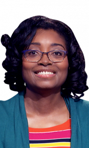 Danielle Phillip on Jeopardy!