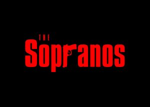 The Sopranos logo, as asked about during Final Jeopardy! on January 9, 2019.