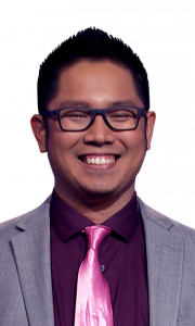 Niño Yosinao on Jeopardy!