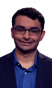 Sameer Rai on Jeopardy!