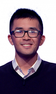 Tyler Lee on Jeopardy!