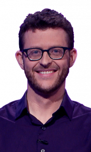 Josh Archibald-Seiffer on Jeopardy!