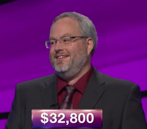 Charlie Jorgenson, today's Jeopardy! winner (for the July 2, 2019 game.)