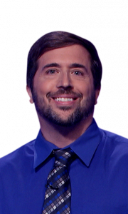 Jason Zuffranieri on Jeopardy!