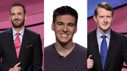 Brad Rutter, James Holzhauer, and Ken Jennings are returning to Jeopardy! in 2020.