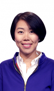 Julie Chang on Jeopardy!