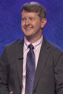 Ken Jennings on Jeopardy!