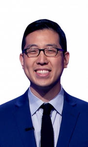 Ben Chung on Jeopardy!