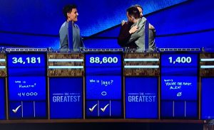 Jeopardy! Greatest of All Time results for January 14, 2020.