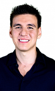 James Holzhauer on Jeopardy! Greatest of All Time.