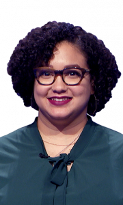 Julissa Castillo on Jeopardy!